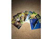 Animal ark book set, author Lucy Daniels.