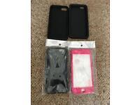 X4 I phone 6 cases bundle job lot