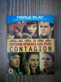 Contagion Blueray