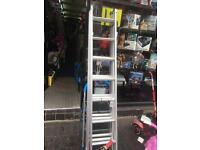 3 pc alluminium ladder