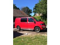 2007 Vw Transporter T5 6 seater for sale