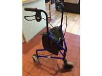 Days lightweight 3 wheel walker