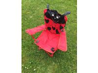 Toddlers garden chair