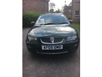 Rover 25 petrol 5door good condition reliable mot till March 2018