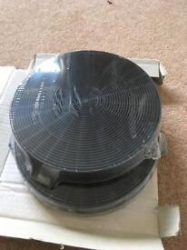 Extractor fan Carbon filters