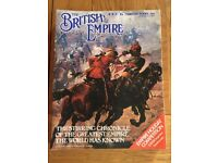 The British Empire BBC Time Life Books 1972 Complete Set Issues 1 - 98