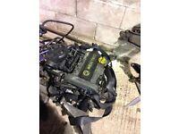 Vauxhall corsa x10xe engine