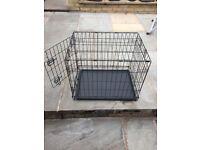 Small Black Pet Cage