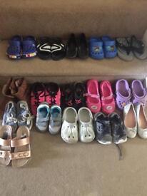 Girls & boys shoes