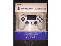 Dualshock 2 Glacier White PS4 Controller