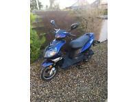 Pulse Rhythm 50cc Scooter Moped Full MoT