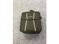 Black Jessops Camera Bag With Compartments Used