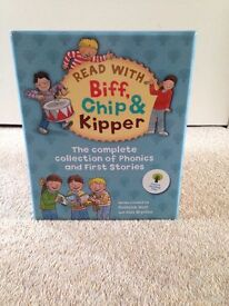 Biff & Chip Books - Phonics and First Stories