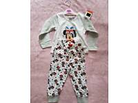 Kids Pyjamas Minnie/Batman