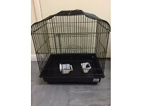 Hardly used Cage in good condition only £20