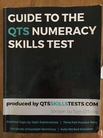 Professional skills test Numeracy books