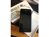 iPhone 4s 16GB SPARES or REPAIR