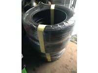 215 x 60 x 17 Tyres. Set of 4. Made by Bridgestone Turanza almost new. 7-8 mm of tread.