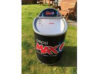 Pepsi Max Outdoor Drinks Cooler