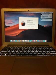 2012 MACBOOK AIR CORE I5 256GB 4GB RAM WITH FREE SOFTWARE OVER $6000 (OFFICE, ADOBE, FINAL CUT PRO) $549 OBO