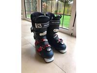 Salomon men's ski boots, size 27.5
