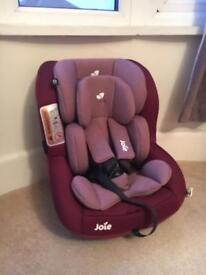 Joie i anchor advance car seat & base - BRAND NEW