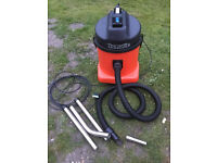 Henry numatic wv900-2 vacuum cleaner workshop valating wet dry builder free local delivery