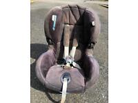 Used Child's Maxi Cosi Car Seat