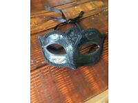 Mascarade Mask Black
