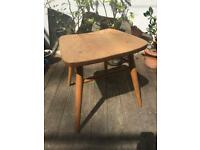 Ercol stool / chair base