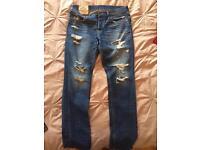 Hollister slim fit jeans men's