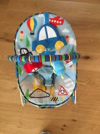 Mothercare transport themed bouncer