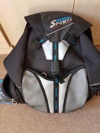 Oxford rucksack