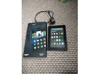 Amazon Fire HD7 8GB Black Wi-Fi with Cover