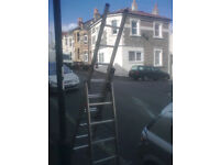 Large Step Ladder. good condition. barely used