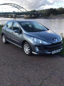 Peugoet 308 sr hdi 1.6 (30 pound a year tax)(6 months gold warranty)