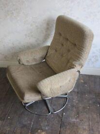 Swivel Chair 1980s