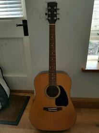 Ibanez PF20-NT-14-01 6-String Acoustic Guitar + *LOADS* of extras