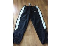 Hatton reflective waterproof trousers - new, unworn and with tags