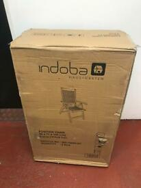 ++ Brand New ++ Bangor Patio Dining Chair Set (Set of 2)+ Sealed + in box