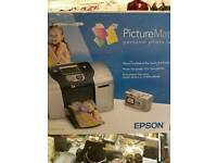 Epson picture mate brand new