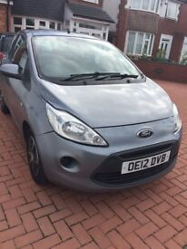 Ford KA 2012 ***VERY LOW MILEAGE***