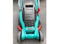 Bosch Rotak 36 mains powered lawn mower