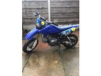 Yamaha TTR 50cc