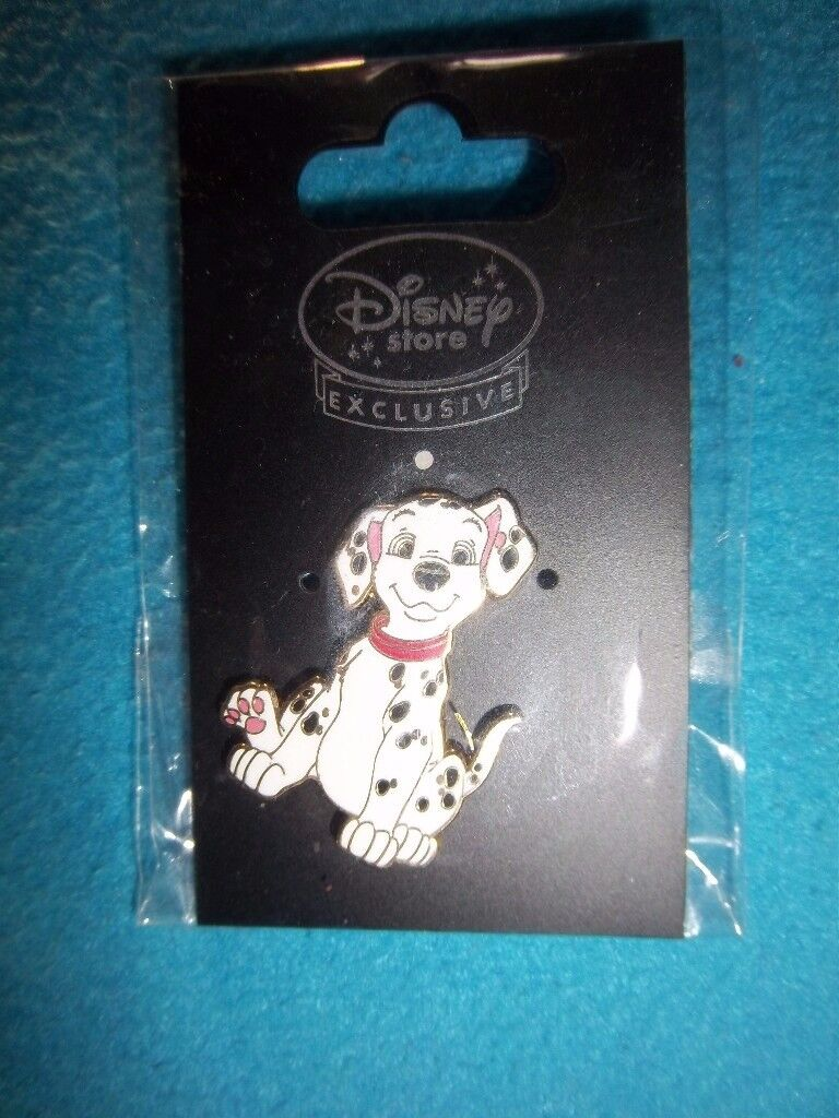 New Disney Store 101 Dalmation Pin Badge IP1