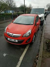 Vauxhall Corsa cat d