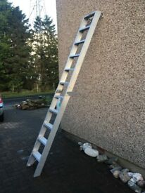 Loft Ladder by Ramsay, folding aluminium