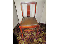 4 Dineing room chairs