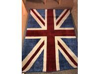 Large Union Jack Rug