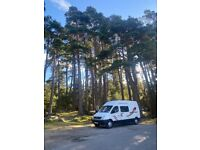 LDV Maxus Camper Van 2007 LWB Hi Top 2 Berth - Recently Renovated